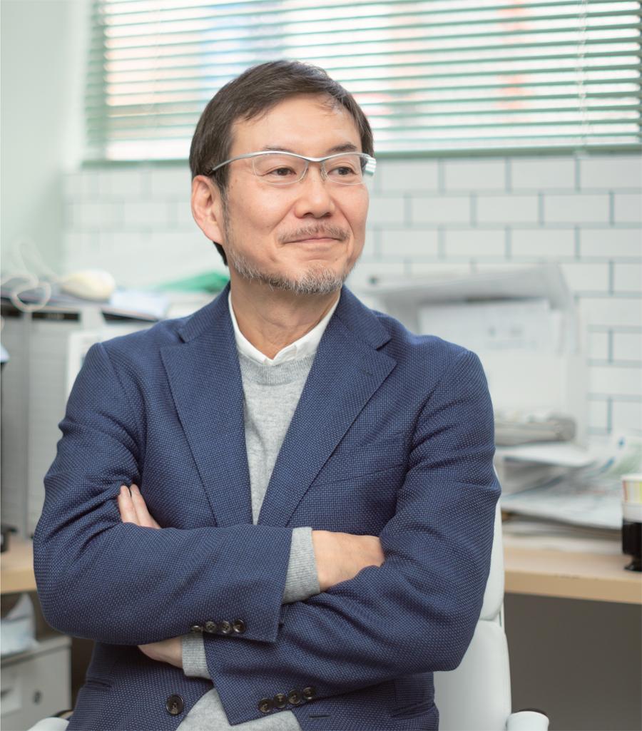 萩野一彦  博士(工学)